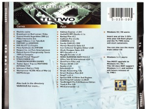 tltwo 38 inlay back